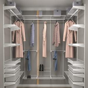 Системы гардеробные